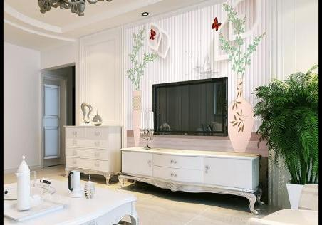 使用粉色粉刷背景墙的好处以及呼吸墙的相关知识