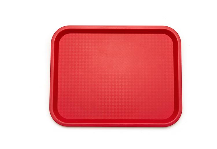怎么挑选质量好的小号托盘yuefs005红色|塑料托盘那家好