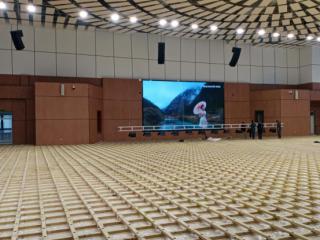 郑州市惠济区某中学体育馆