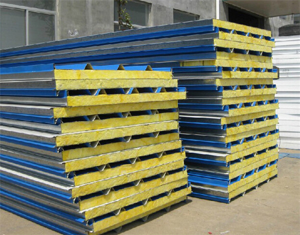 南宁彩钢板,三种不同类型彩钢板的特点