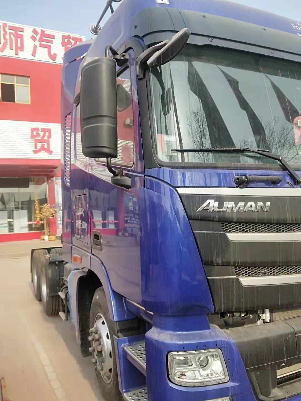 澳师汽贸-知名的欧曼牵引车批发商 批销欧曼牵引车