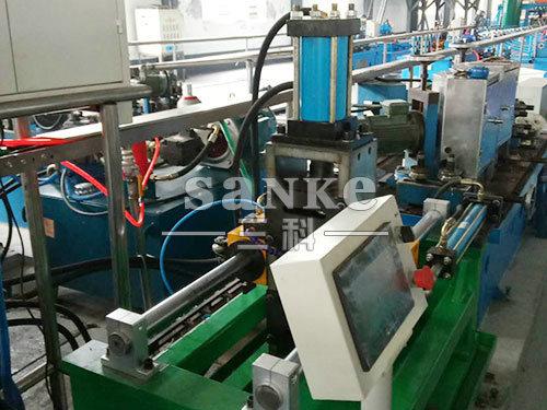 工业焊管制管机组