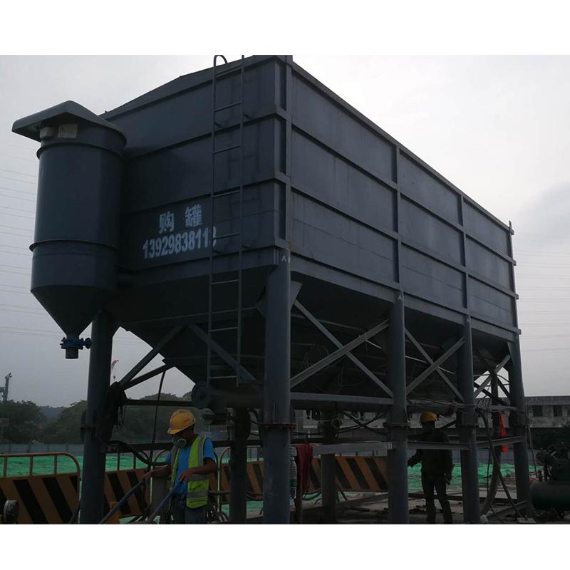 水泥仓厂家:仓顶除尘器的选择