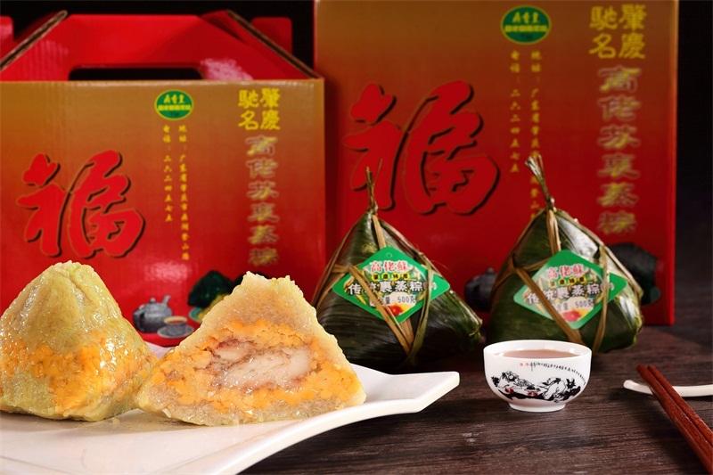正宗枧水粽的价格与做法