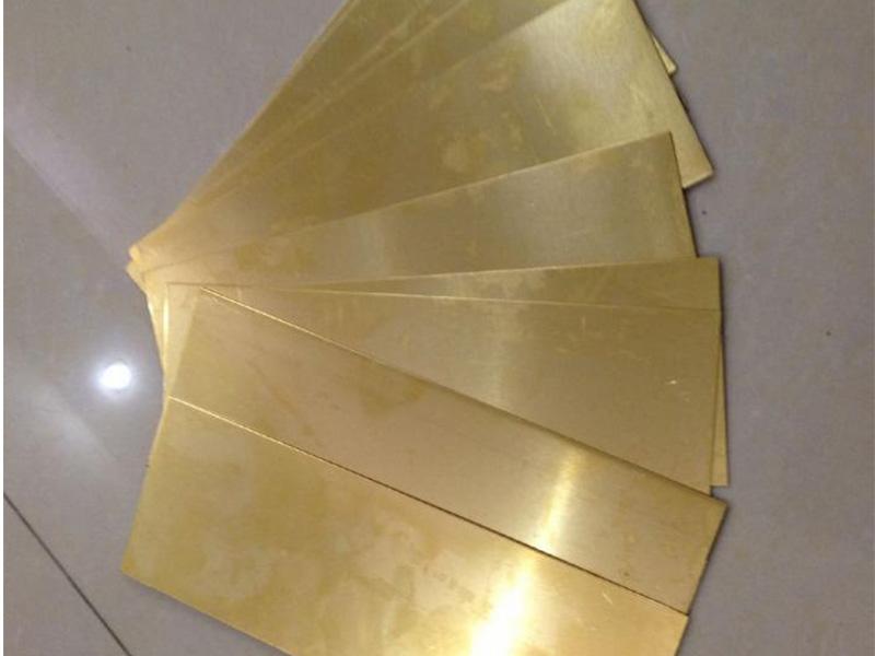 HAl61-4-3-1铝黄铜板-热门黄铜板上哪买