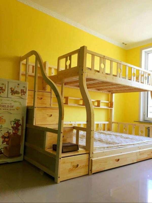 北京儿童床厂家谈漆面的必要