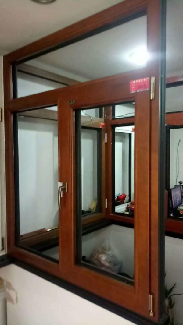 沈阳铝木复合门窗的介绍