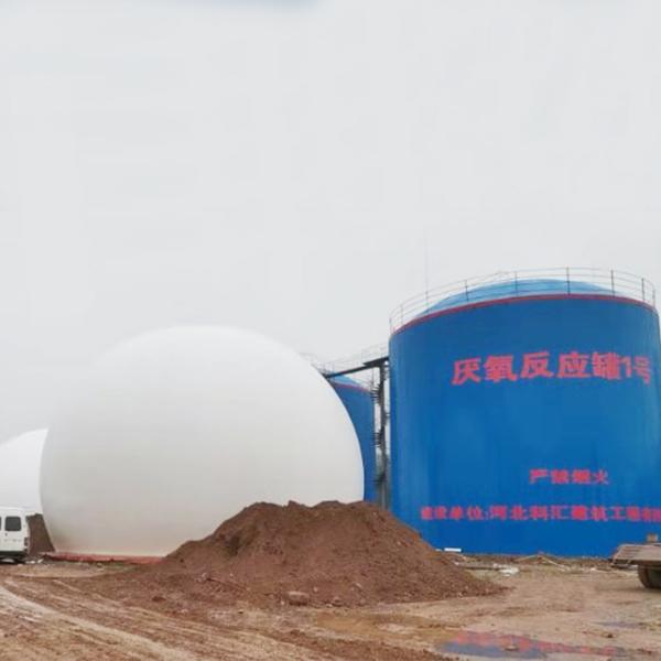 山东双膜气柜厂家