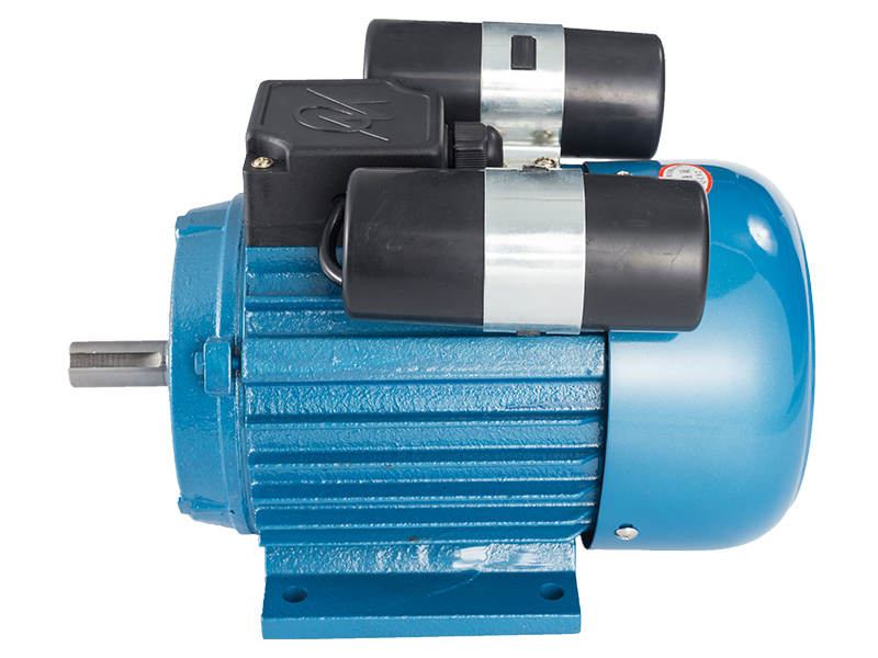 通用电容运转异步电动机启动模式
