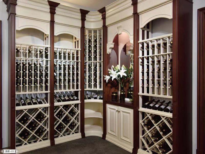 家装酒柜设计