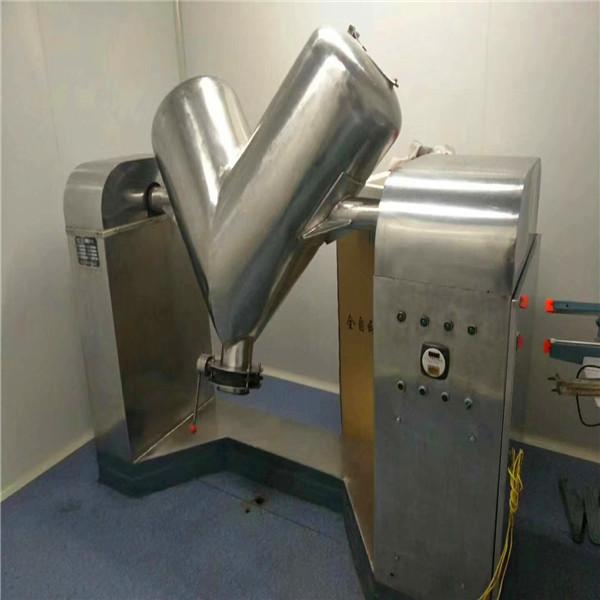 二手双锥干燥机的使用注意事项