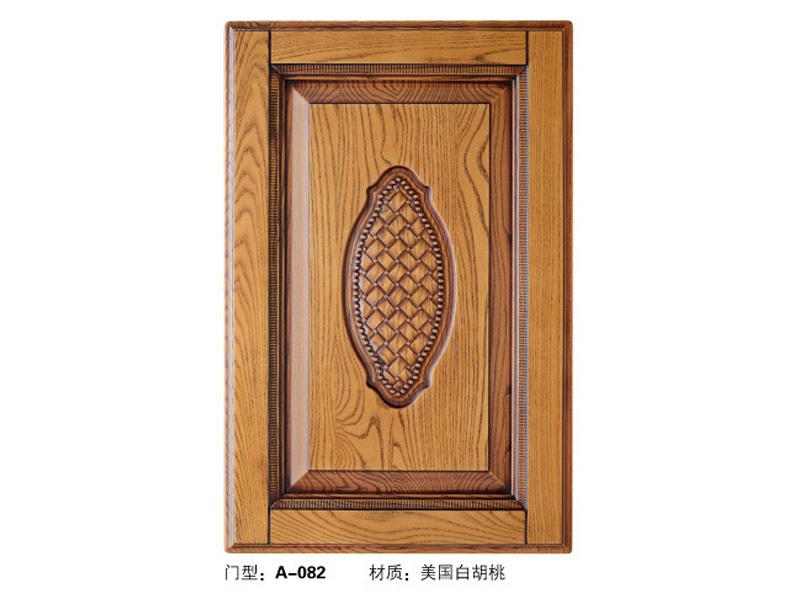 胡桃木橱柜A-082