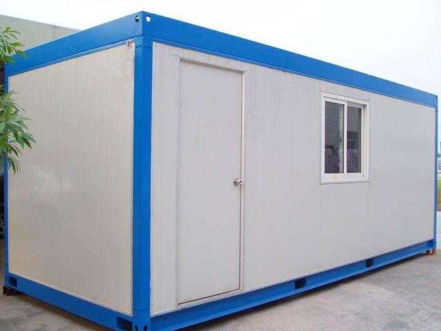 建筑住人集装箱