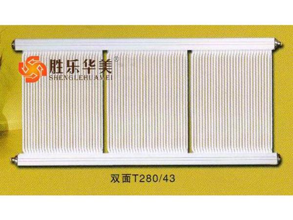 海南铜铝复合暖气片_胜乐华美碳素钢;铝合金;铜铝暖气片