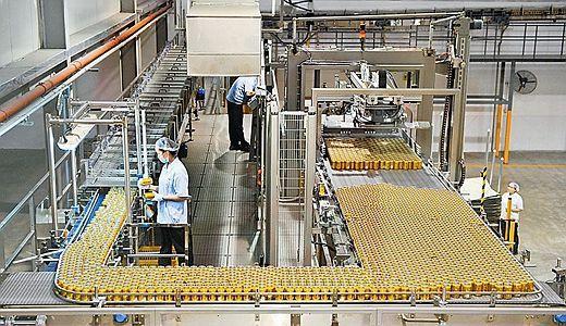 红外技术在食品工业中的应用