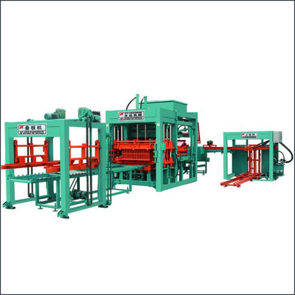QTY12-15型全自动砌块成型机