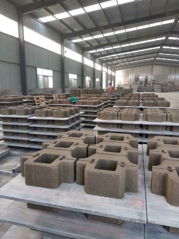 河南海斯新型建材有限公司之护坡砖