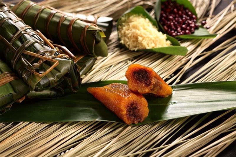 正宗枧水豆沙粽