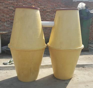福建双瓮化粪池批发 三星塑料制品供应新品双瓮化粪池