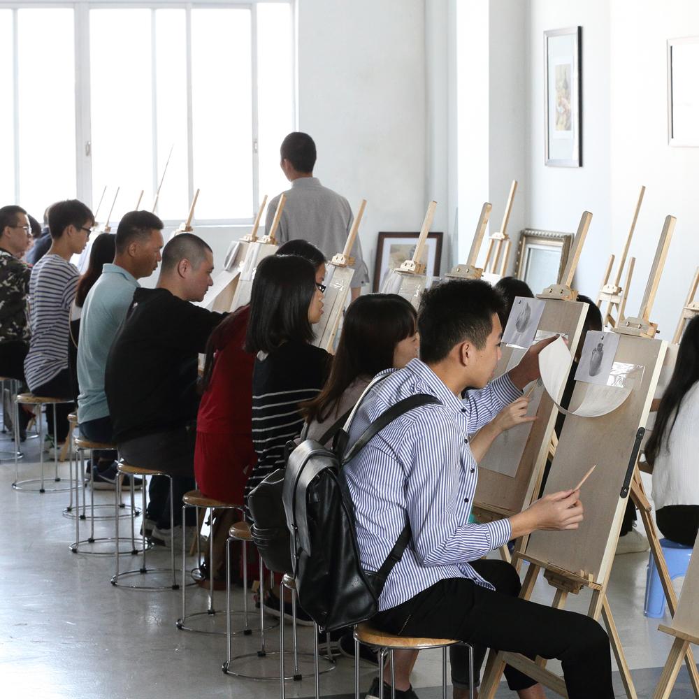广州美术课