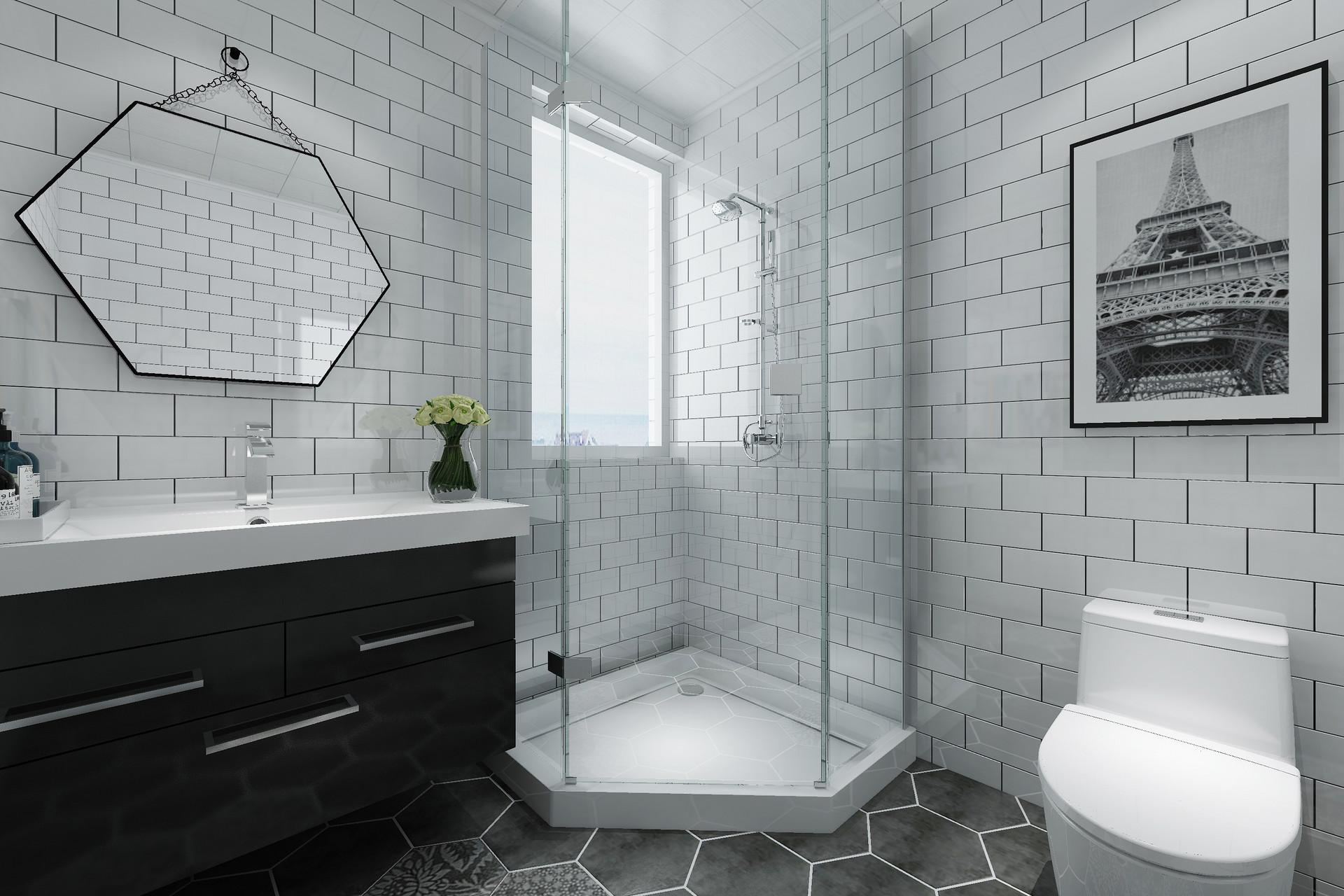 卫浴采用隔墙板的优势及防水处理措施