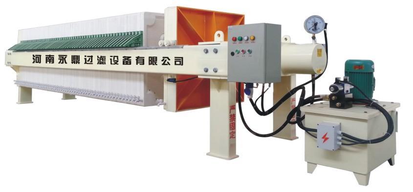 许昌新款板框式压滤机出售,山东板框压滤机厂家