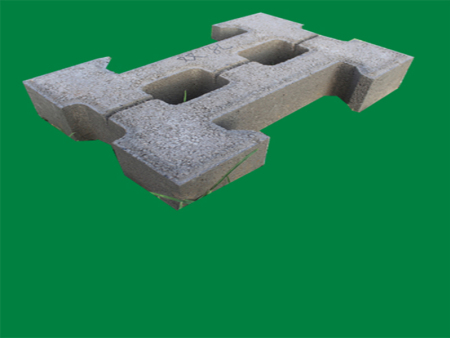 工型护坡砖