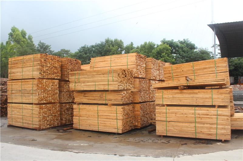 信誉好的桂林建筑木方批发商 柳州木材厂