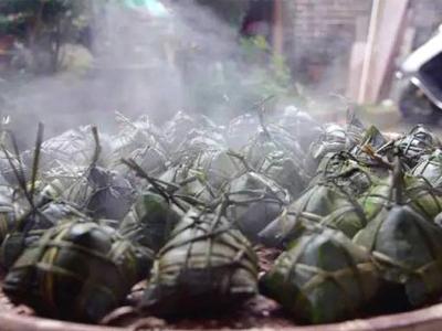 正宗广东粽子的做法