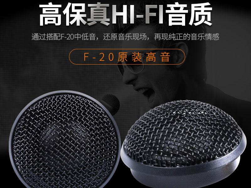 供应至上音乐汽车影音实用的F-20喇叭两分频套装-汽车影音品牌