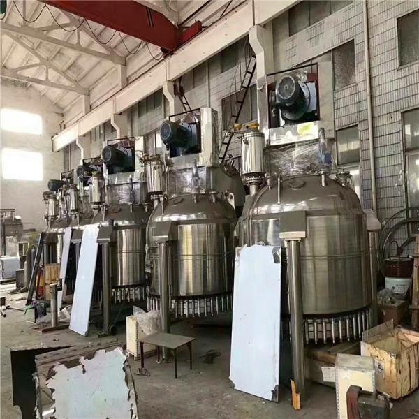 永鑫二手设备有限公司,信誉好的二手蒸发器供应商|二手双效浓缩降膜蒸发器