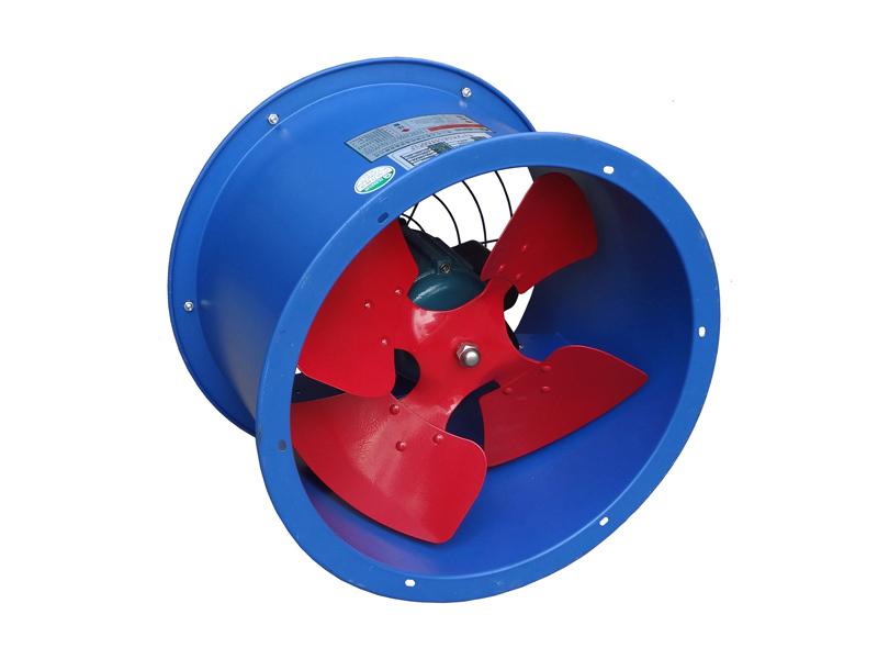 SF(G)型管道轴流式通风机