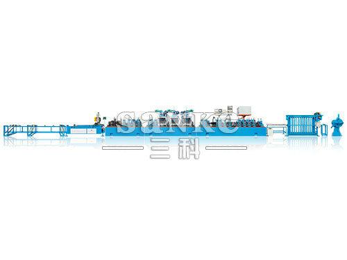 不锈钢制管机造型是怎么制作加工出来的?