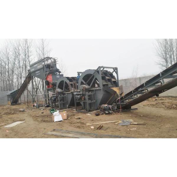 河道制砂机械