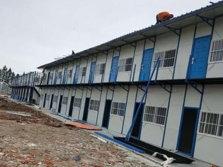 郑州地区销量好的活动房-郑州岩棉活动房费用