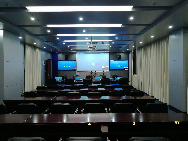 广东省茂名某供电局多功能会议室