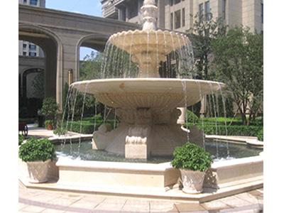 专业的喷泉制作 河北喷泉厂家推广