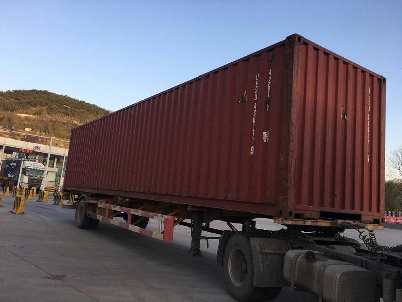 青岛哪里有卖质量硬的40HQ集装箱-促销40HQ集装箱