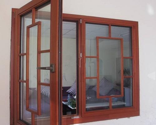 沈阳铝包木门窗