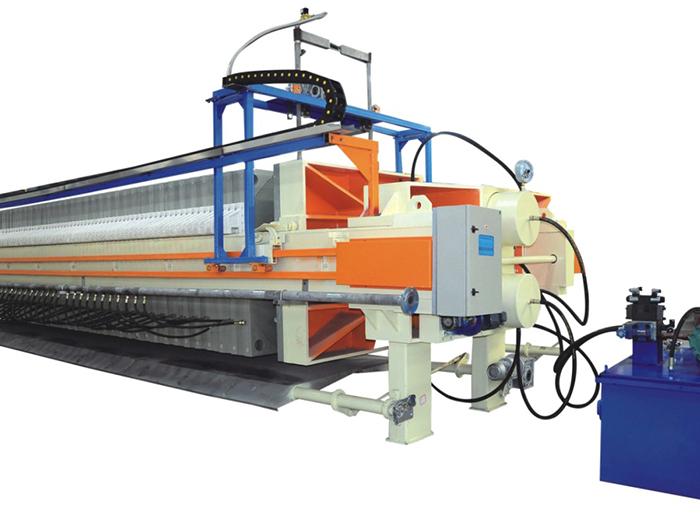 隔膜压滤机厂家:新买的隔膜压滤机使用的时候需要检查哪些事项?