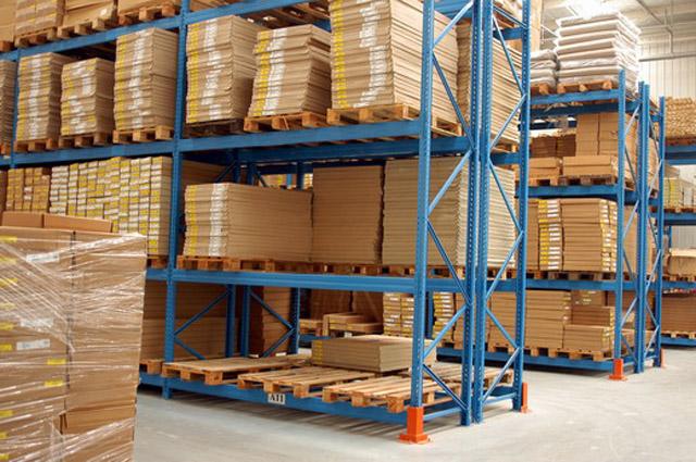北京重型货架厂家谈货架的用途