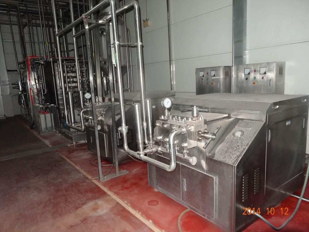 二手果汁灌装机