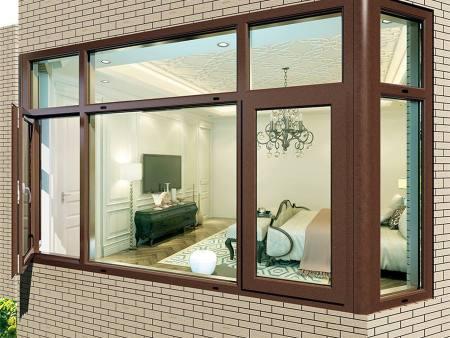 沈阳铝包木门窗加工价格