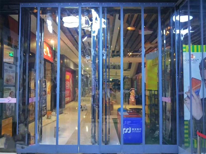 江苏磁吸门帘厂家-南京物超所值的磁性门帘供应