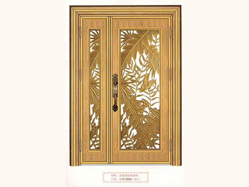 物超所值的紅古銅玫瑰金拉絲大門_廠家直銷_鋁合金大門把手制造