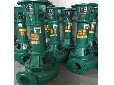 NL150-15立式双叶轮泥浆泵
