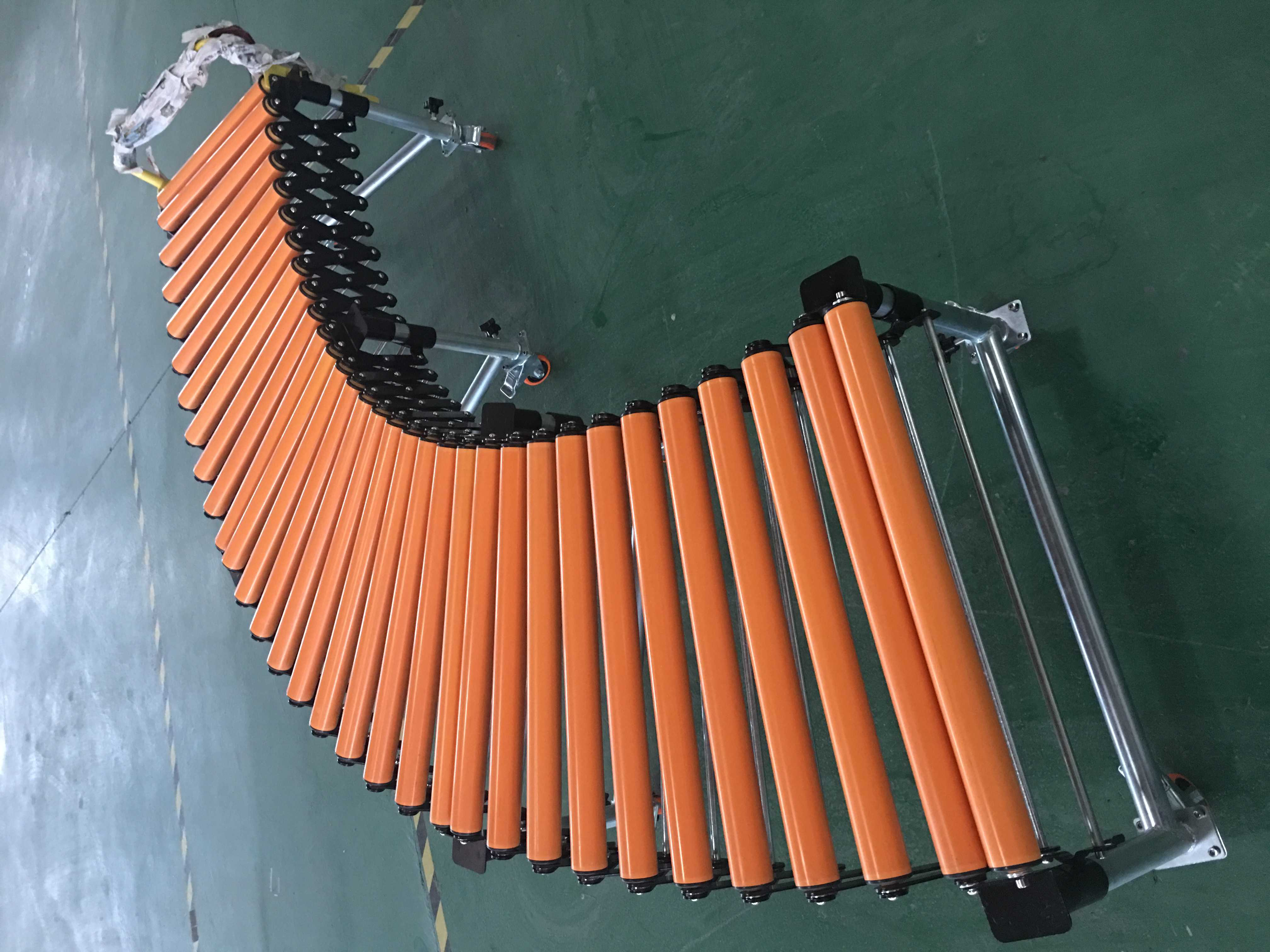 达菲机械优良的辊筒伸缩线出售|河北辊筒伸缩线厂