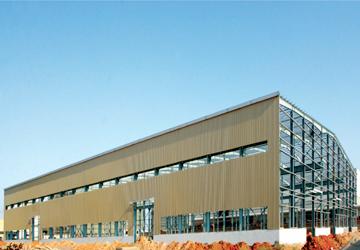 新乡钢结构厂房