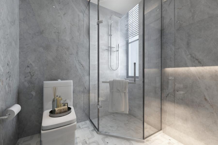 淋浴房养护方法及安装玻璃的事项