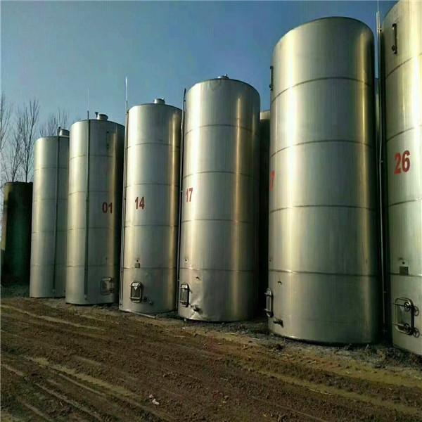 济宁品质可靠的二手不锈钢发酵罐哪里有-5吨不锈钢发酵罐二手价